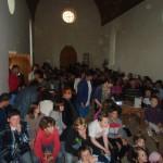 à la chapelle de Saint Unet