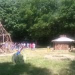 Kermesse à Saint Unet sous le soleil : encore une belle réussite…