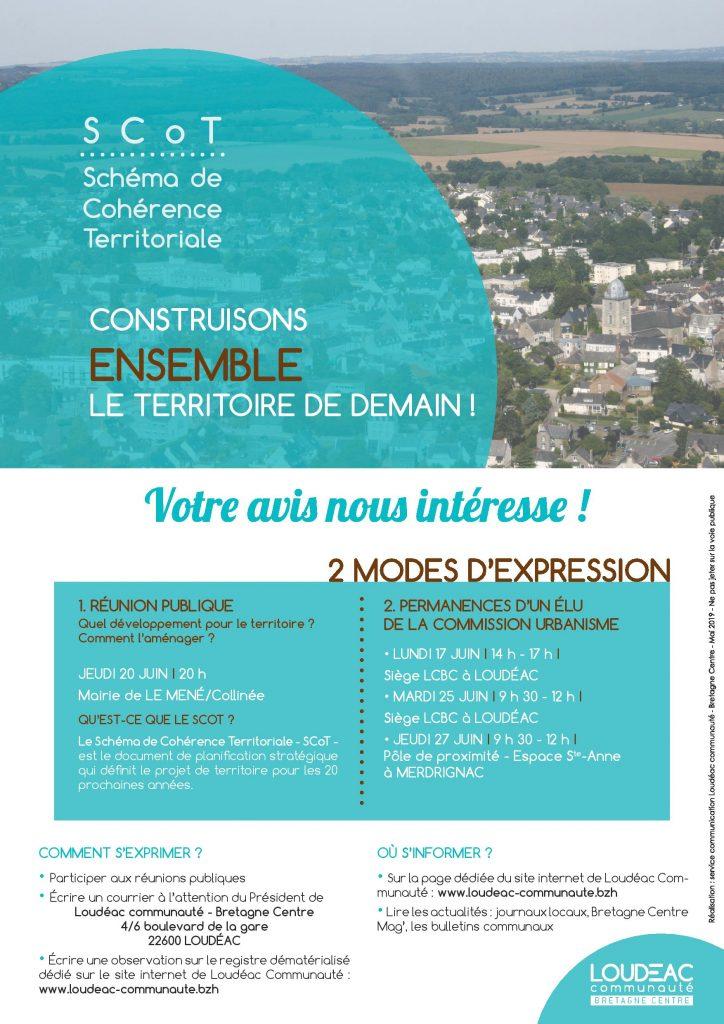 SCoT (Schéma de Cohérence Territoriale) : vos avis nous intéresse