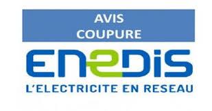 Coupure d'électricité à Laurenan le 07 juin 2019