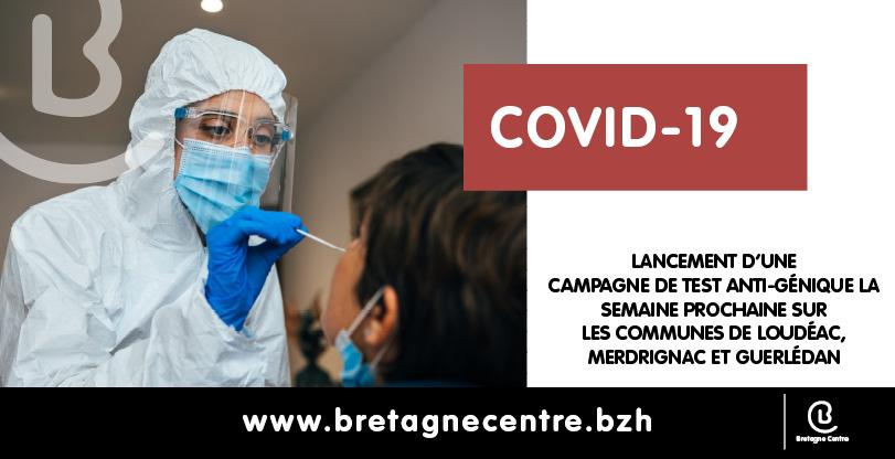Covid-19 : déploiement des médiateurs de lutte anti-covid