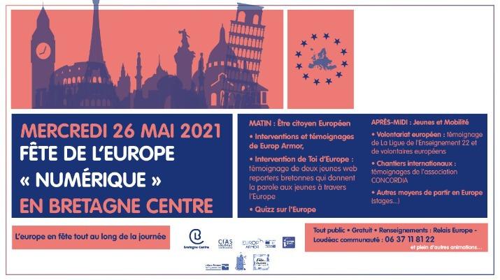 Fête de l'Europe numérique 2021