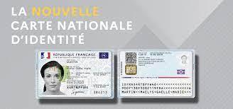 Déploiement de la nouvelle carte d'identité